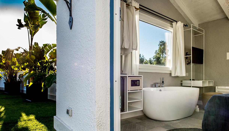 Hotel Capo Blu camera deluxe 3