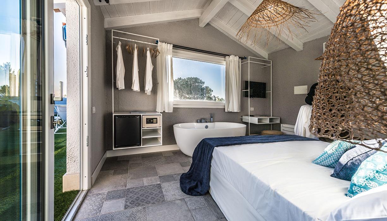 Hotel Capo Blu camera deluxe 4