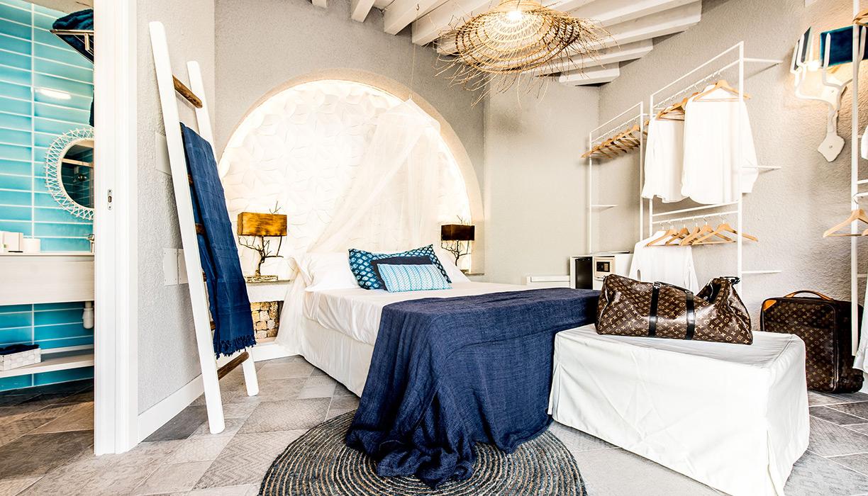 Hotel Capo Blu camera doppia superior 3