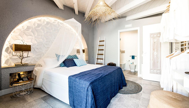 Hotel Capo Blu camera doppia superior 4