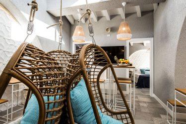 Boutique Hotel Capo Blu spazi comuni
